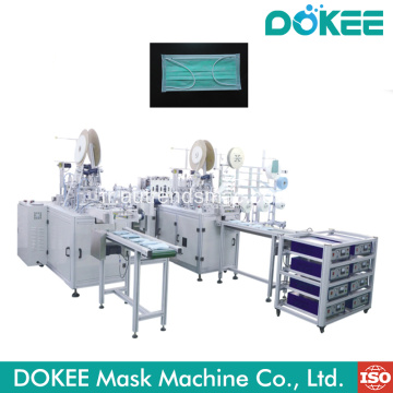 Masque facial automatique faisant la machine