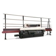 Machine de bordure en verre de plat de fourniture d'usine avec 8 roues