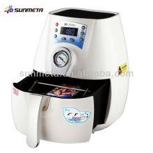 Novo projetado Mini Sublimação 3D máquina de impressão a vácuo telefone caso máquina ST1520 Made in China