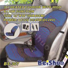 Подушка для массажа с подогревом для автомобиля
