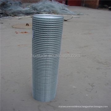 3x3 galvanized welded wire mesh, galvanized square wire mesh