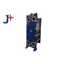 Reemplazo del intercambiador de calor de placa y marco Alfa Laval M25 para tratamiento de aguas residuales