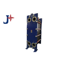 Replace Alfa Laval M25 Plate and Frame Heat Exchanger for Waste Water Treatment