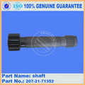 PC300-7 SHAFT 207-21-71352