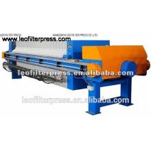 Leo Filterpresse Mining Konzentrat Filter Presse Big Capacity Design