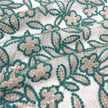 French Mesh Embroidery Fabric For Dresses