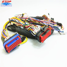 Wire Harness With Tyco Sealed Connector for Toyota