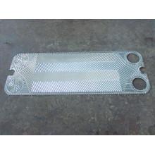 Placa intercambiadora de calor Sigma 108 con material de acero inoxidable 304 / 316L
