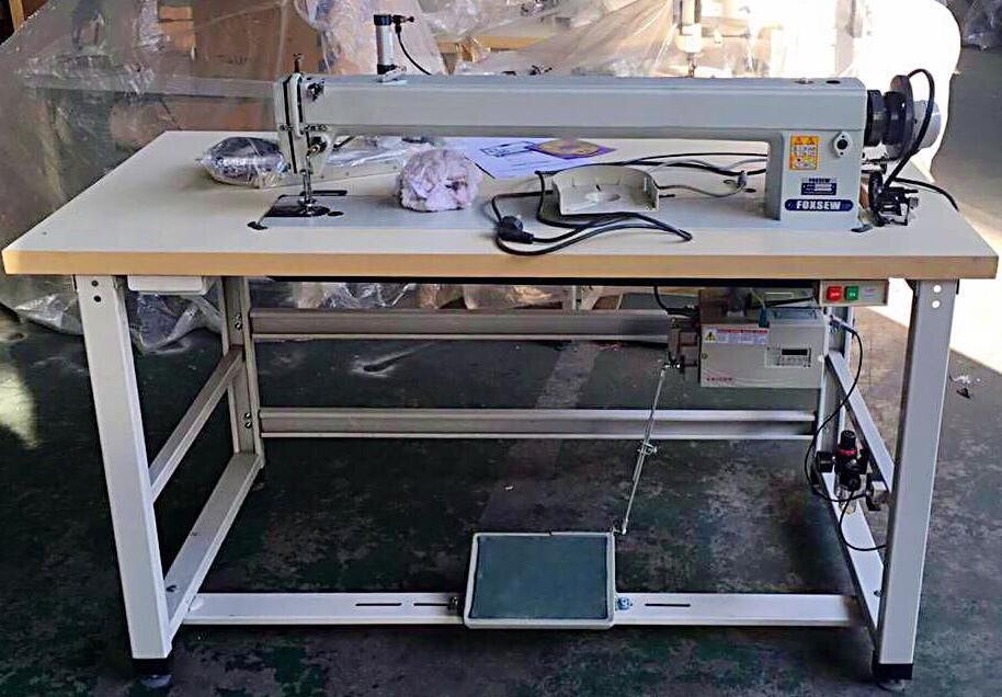 Long Arm Quilt Repair Zigzag Sewing Machine 1