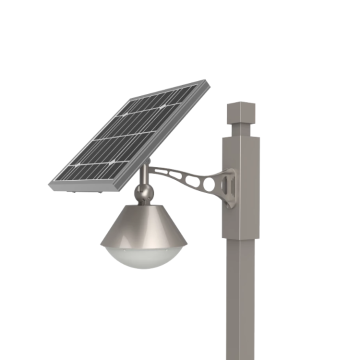 20W IP65 All In One Solar Led Garden Light