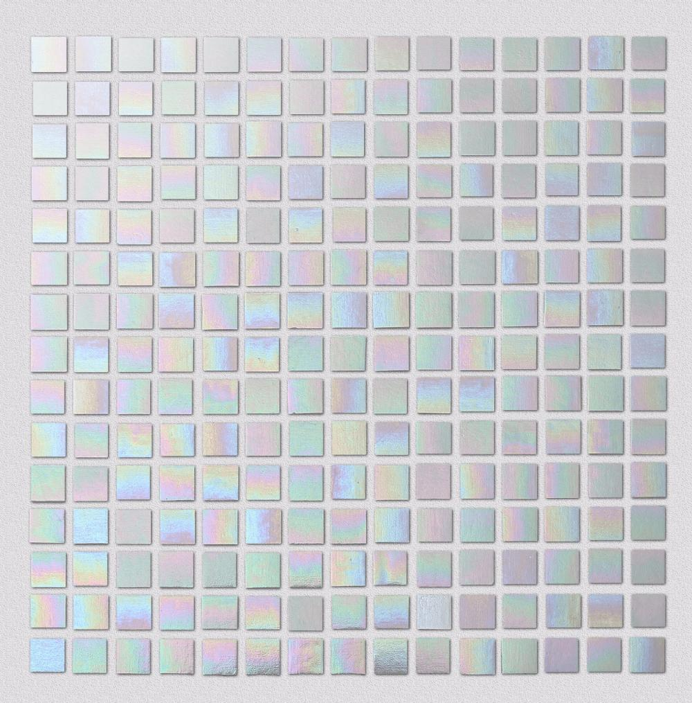 Glass mosaic tile for shower wall decoration