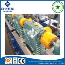Strukturelle z-Abschnitt Pfetten-Walzenformer-Fertigungsmaschine