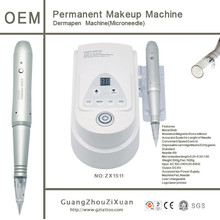 2 in 1 Function Permanent Makeup and Microneedle Therapy Machine