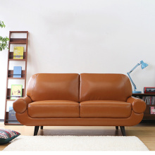 Chesterfield Leather Loveseat 팔걸이 소파