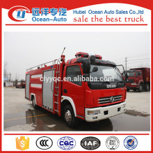 China supplier Dongfeng 4000liter fire truck for sale