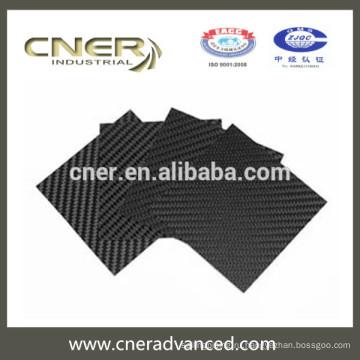 Бренд Cner Factory Непосредственно продажа 100% углеродного волокна 3K углеродного волокна лист