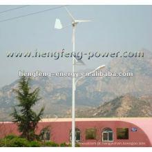 turbina de vento 200W com alternador de ímã permanente