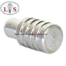 Broches en aluminium de prix usine de haute qualité