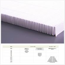 H14 бумажный воздушный фильтр из стекловолокна HEPA