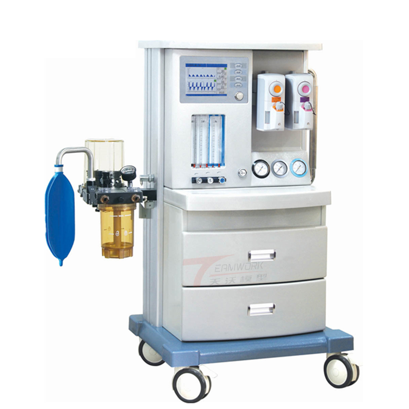 Cnc Prototype Medical Physical Equipment Anaesthesia Machine