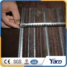 interior wall wire mesh plastering metal rib lath Galvanized Sheet Material expanded metal lath