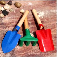 conjunto de ferramentas de jardim de qualidade presente para crianças ferramentas de jardim