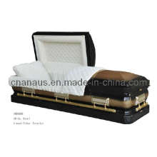 Style américain 18 Ga acier cercueil (1854005)