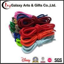 Laço redondo da corda poliéster durável multicolorido Non-Slip
