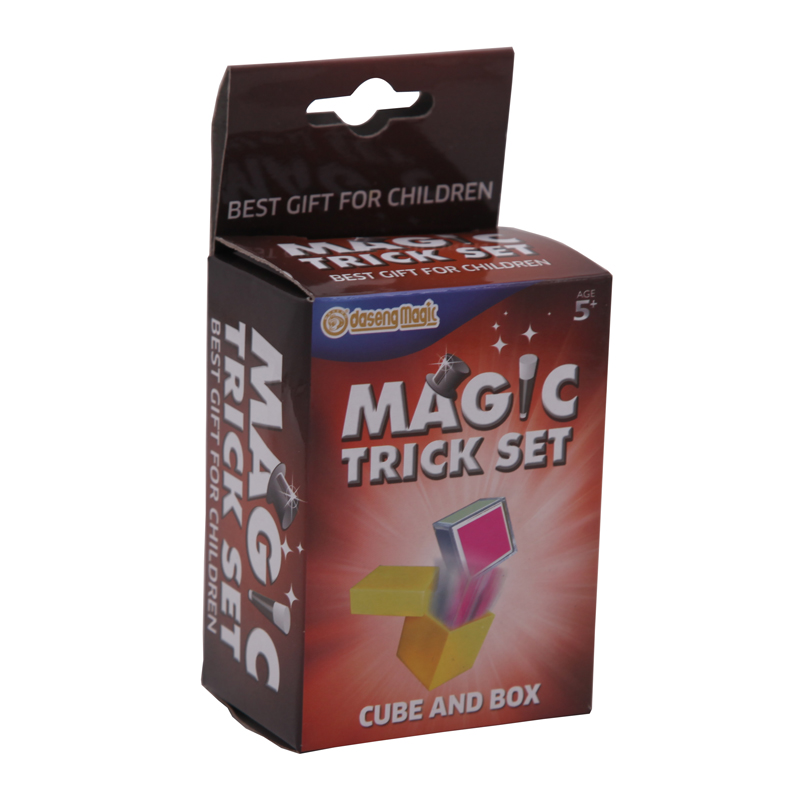 cube and box magic