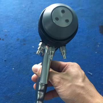 nano chrome mirror gun