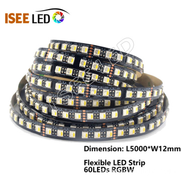 Tira flexible LED RGBW 60 Leds por metro