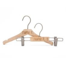 Ash Tree wooden hanger for kids
