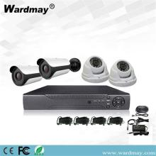 CCTV 4chs 2.0MP Kit Surveillance DVR Keamanan