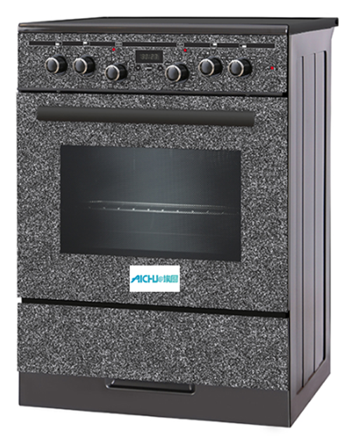 Cooker Hob and Oven