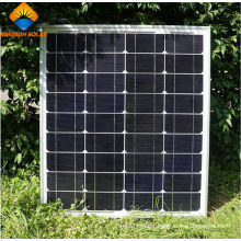 80W High Quality Powerful PV Module Mono Solar Panel