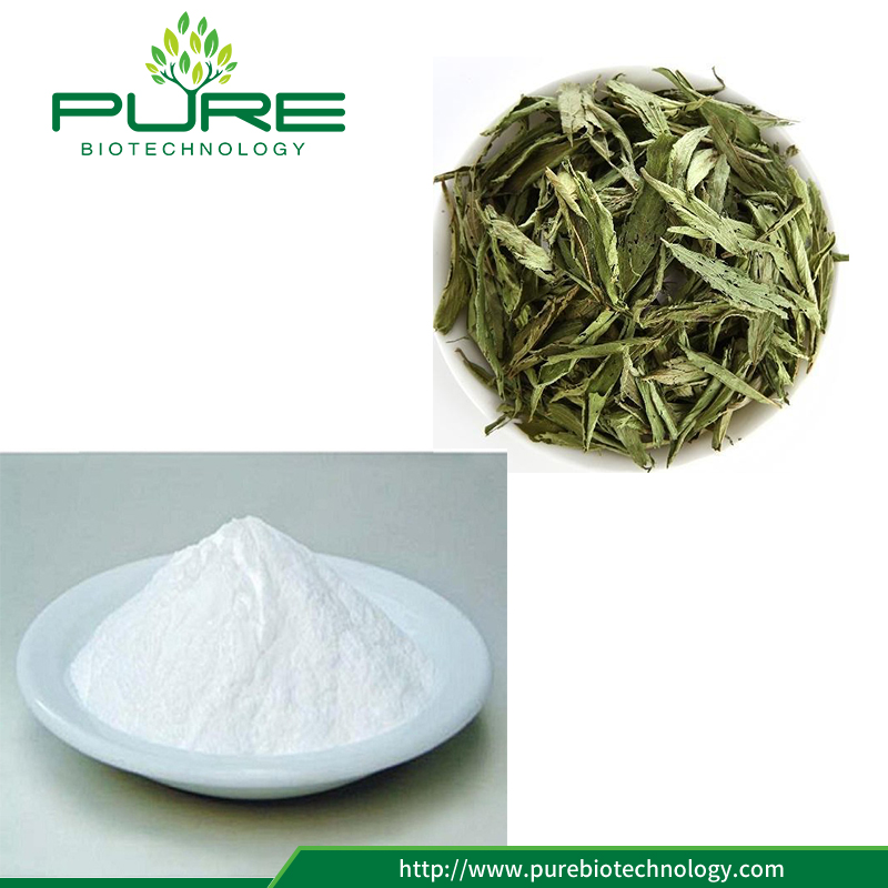 Pure Herbal Plant Stevia Powder Extract 1