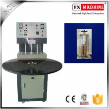 CER genehmigte Plastikblasen-Papier-Karten-Heißsiegelmaschine / Blasen-Dichtungs-Maschine hergestellt in China