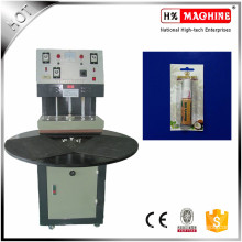 CE Approved Plastic Blister Paper Card Heat Sealing Machine / Blister Sealing Machine Made in China