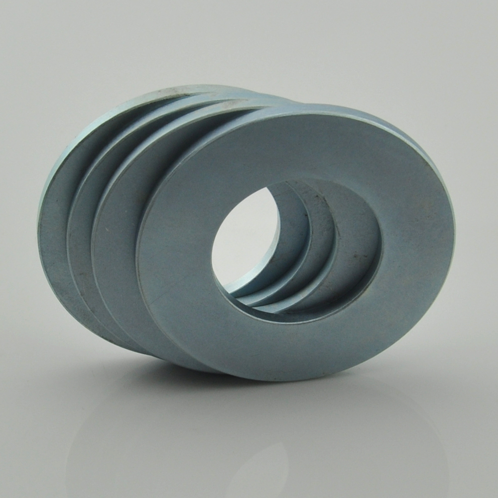 Permanet ring neodymium magnet