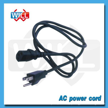 OEM High quality 3pins 125v 3pins japan pse jet power cord