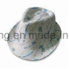 Sombrero de Fedora del caballero de los hombres, gorra de béisbol de los deportes de la manera