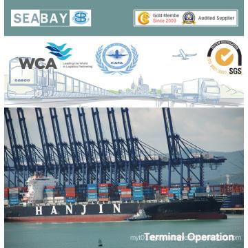Reliable Shipping Company in Xiamen