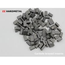 Carbide Brazed Tips Tungsten Carbide Inserts