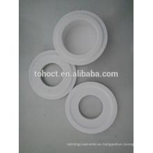 arandelas aislantes de cerámica de aluminio (anillo) industriales de precisión