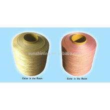 Color Changing Viscose Rayon Filament Yarn Solar Active Yarn
