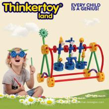 2015 Hot Selling Creative Blocks Toy for Kids Swing Model