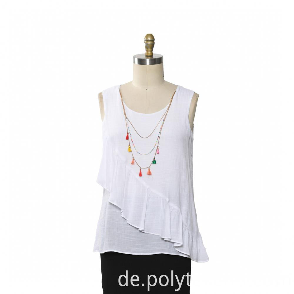 Ladies Top With Neckless