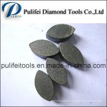 Terrazzo Floor Abrasive Stone Grinding Segment for Concrete Grinding