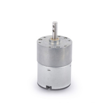 Good quality low rpm Central shaft gear motor dc with gearbox