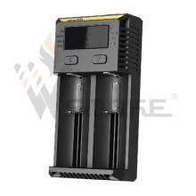 Новый Vision Nitecore Новый I2 Faster 18650 26650 Зарядное устройство для аккумулятора
